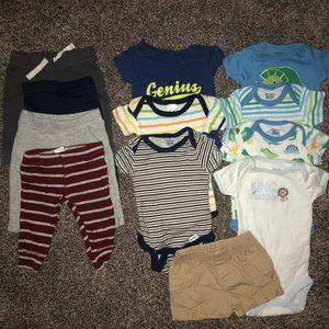 Other - Newborn baby boy clothes